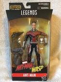 Marvel Legends Ant-Man BAF