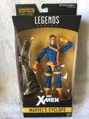 Marvel Legends X-Men BAF Warlock 2017