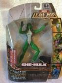Marvel Legends BAF Blob Toy Biz