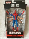 Marvel Legends BAF Kingpin Spider-Man