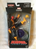 Marvel Legends Deadpool 2 BAF Sauron