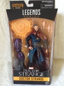 Marvel Legends Dr. Strange BAF