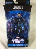 Marvel Legends Fantastic 4 BAF SKRULL
