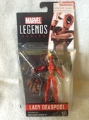 Marvel Legends Series 1 2017 3.75""