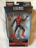 Marvel Legends Spider-man BAF Molten Man