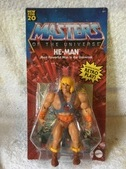 Masters of the Universe Retro 2020 Toys