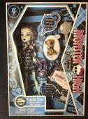 Monster High Dolls Canadian Checklist