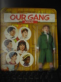 Our Gang by Mego Action Figures