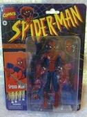 "Retro Marvel Spider-Man 6"" 2020 Figures"