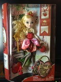 Ever After High Dolls Checklist 2012