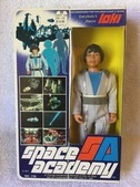 Space Academy 1977 Action Figures