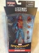 Spider-Man Homecoming Marvel Legend 2017
