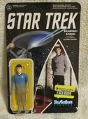 Star Trek Action Figures ReAction Toys