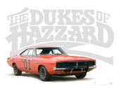 Dukes of Hazzards Mego Action Figures
