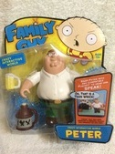 The Family Guy Action Figures