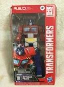 Transformers R.E.D. Action Figures