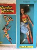 """Wonder Woman 12"""" Dolls Mego Corp."""