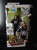 WWE ELITE SERIES ACTION FIGURES