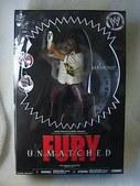 WWE Unmatched Fury WWF
