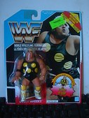 WWF Hasbro Collection WWE